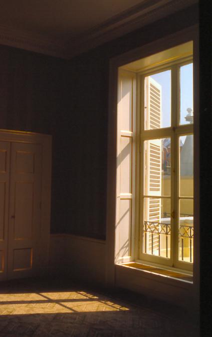 Koninginnenslaapkamer - Kamer kleur man ...